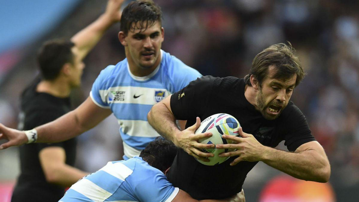 Mundial de Rugby: Argentina cae en duro encuentro ante Nueva Zelanda