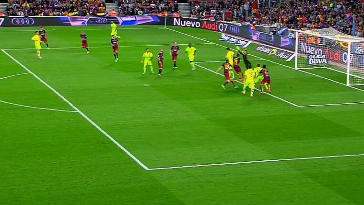 Stegen otra vez en la mira en Barcelona: Tras grueso error en gol