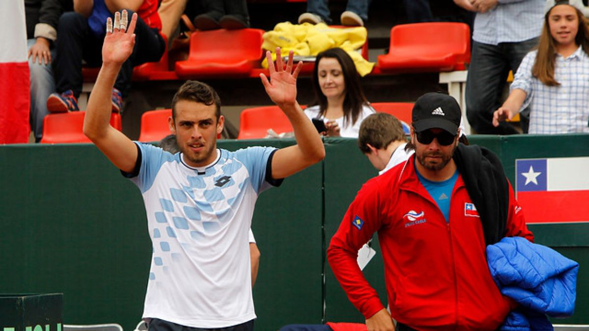 Este miércoles Chile albergará sorteo de Copa Davis: Mira posibles rivales