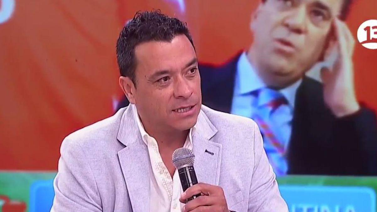 El emotivo recuerdo de Claudio Palma de su amigo Eduardo Bonvallet