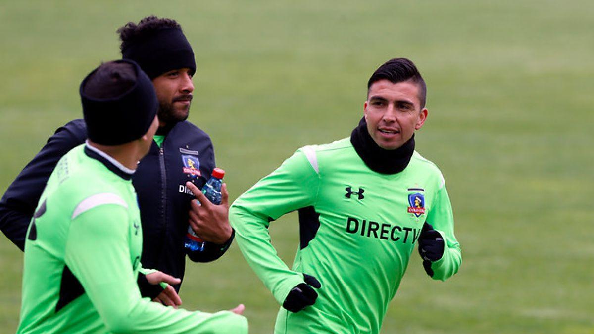 Capitán de Colo Colo elogia a DT Miguel Ramírez y recuerda a Bonvallet