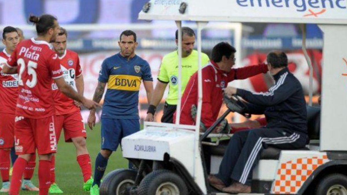 Familia de volante lesionado por Tévez: La intención la juzgarán ustedes