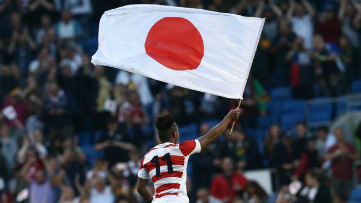 Japón conquistó Brighton, ciudad en el sur de Inglaterra, con su sorpresiva victoria sobre Sudáfrica.