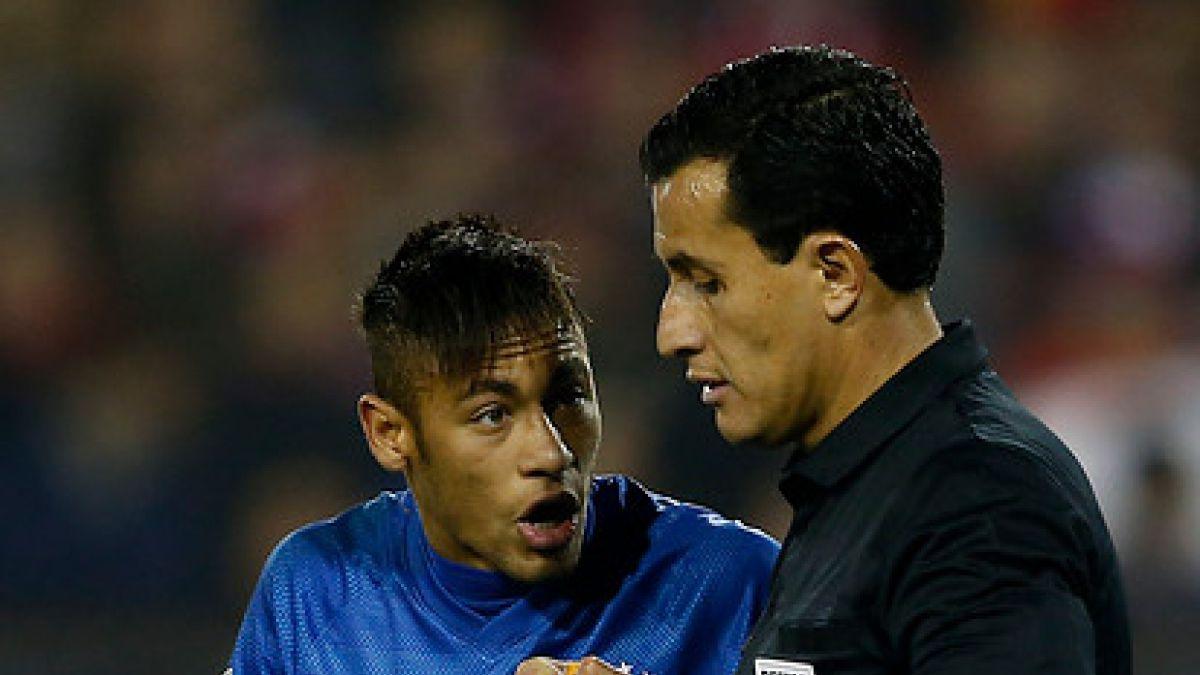 TAS rechaza apelación y Neymar se pierde duelo con Chile