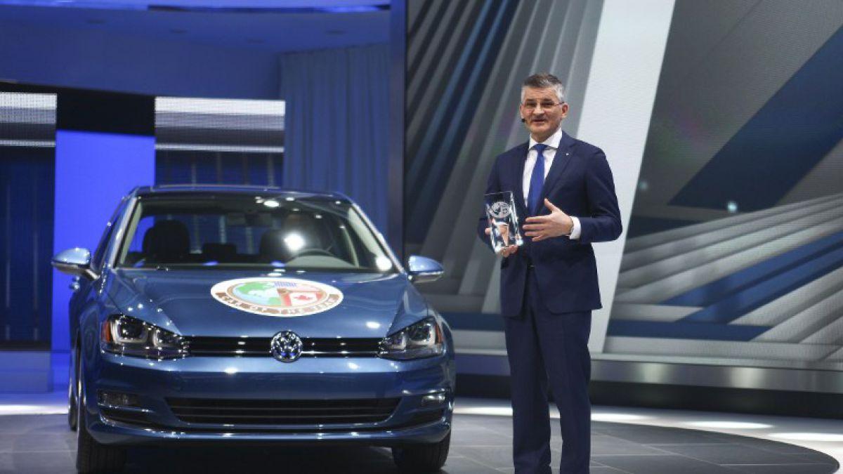 Michael Horn, director ejecutivo de Volkswagen