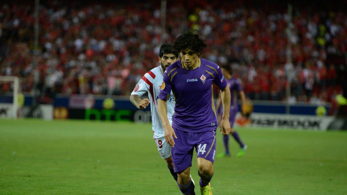 Matías Fernández a un paso de renovar con la Fiorentina
