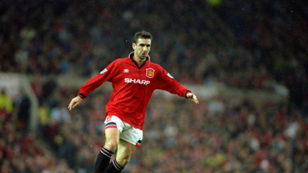 El francés Eric Cantona fue el jugador más importante en la carrera de Alex Ferguson como técnico del Manchester United.