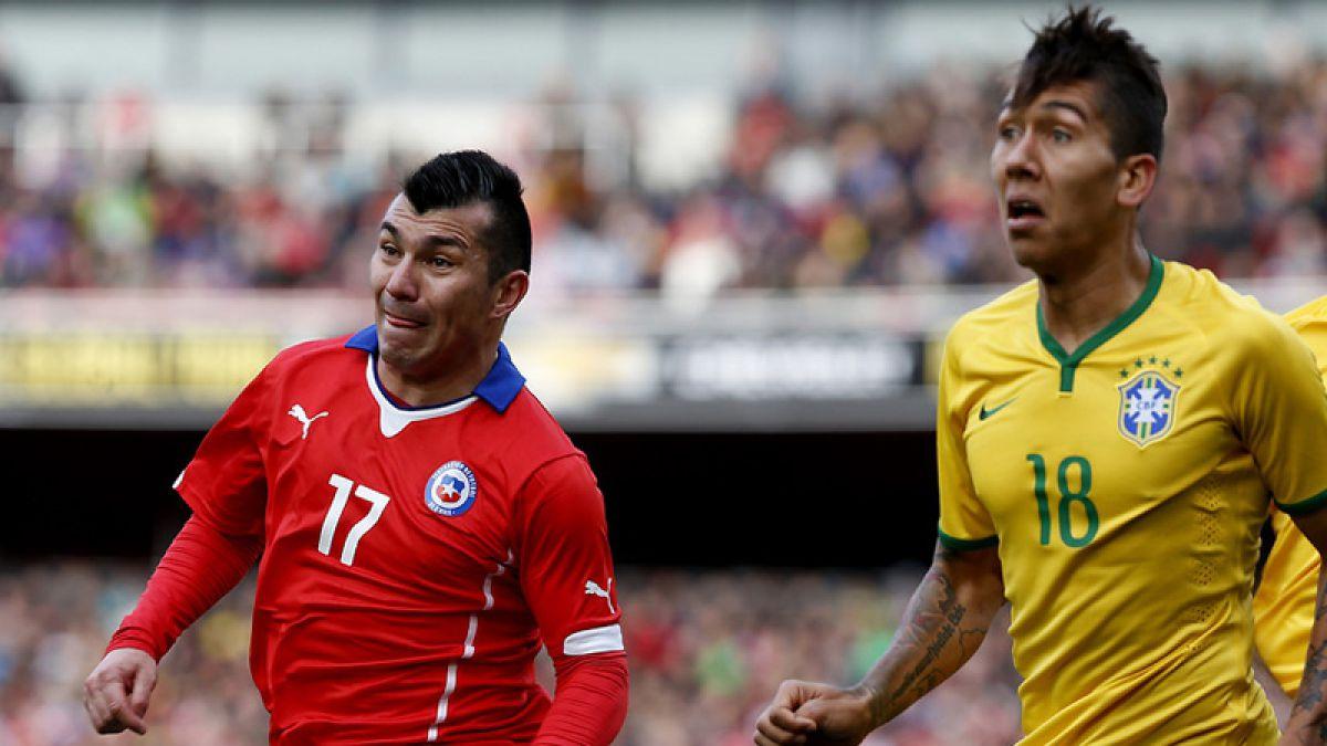 Brasil sufre importante baja para el duelo frente a Chile por las Clasificatorias