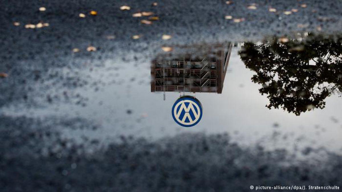 2,8 millones de automóviles de VW manipulados en Alemania
