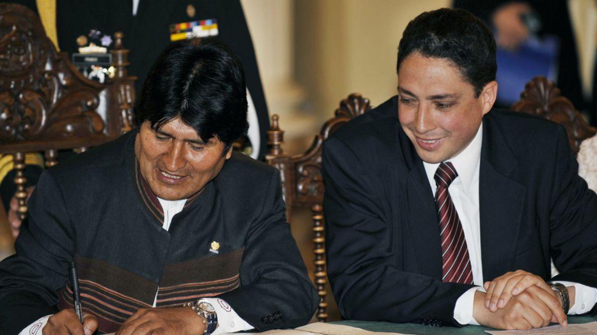 Chile anula visa diplomática del ministro Héctor Arce
