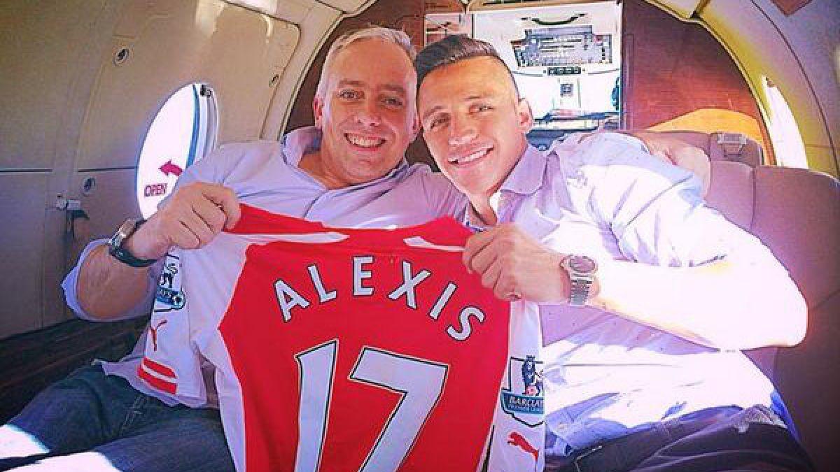 Representante de Alexis y Vidal entre los agentes más poderosos del mundo