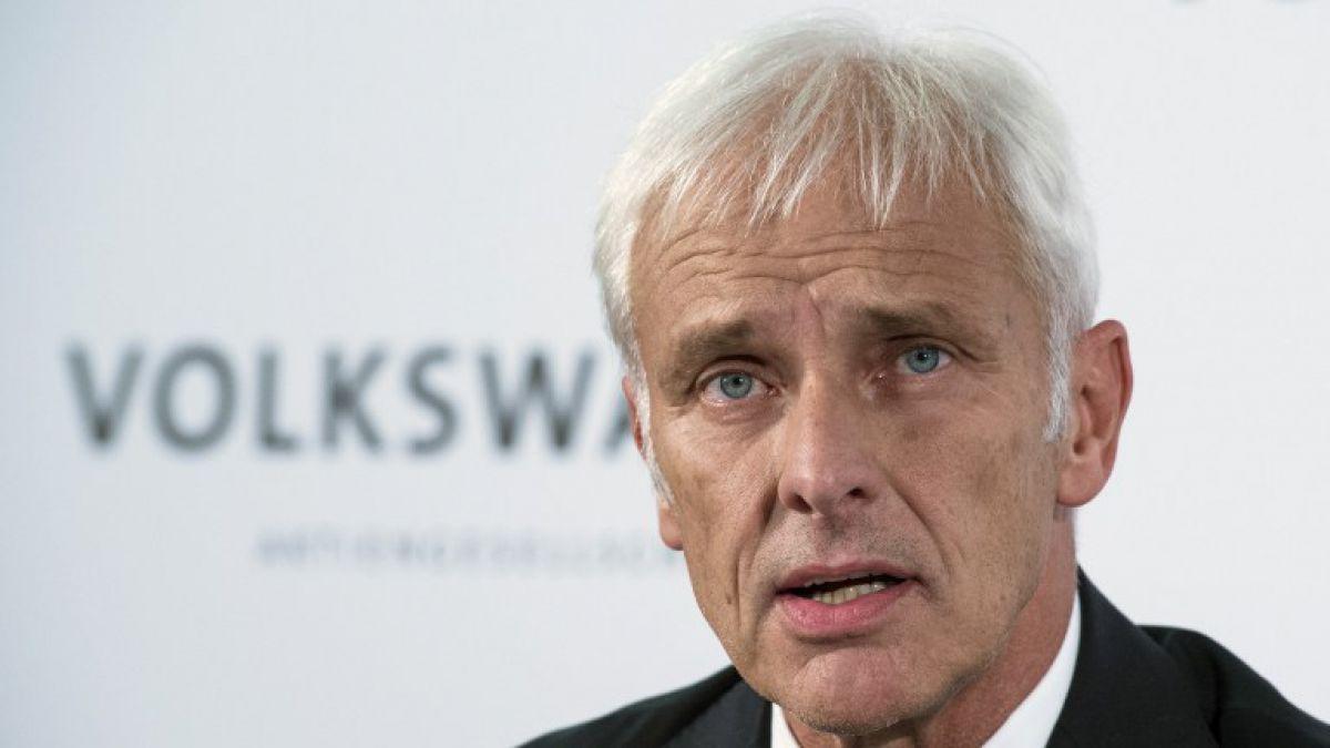 Volkswagen nombra a Matthias Mueller como su nuevo presidente