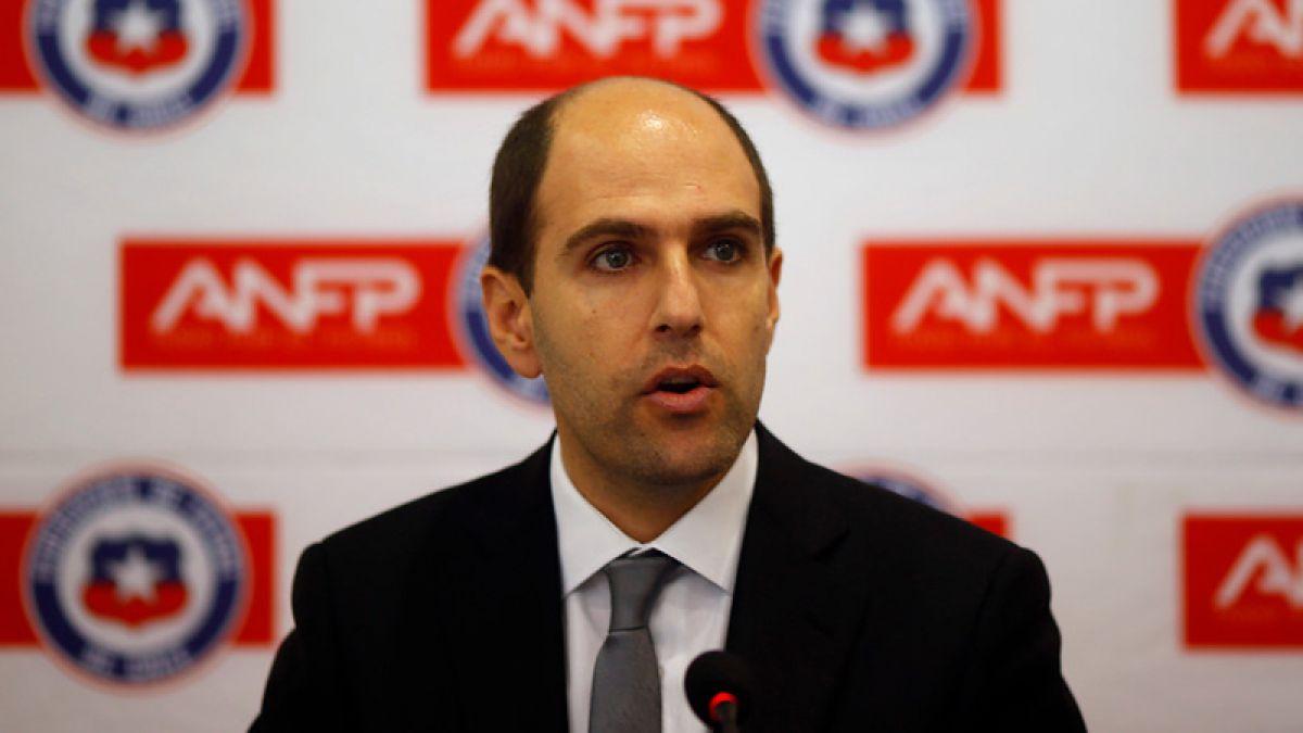 Comunicado: Sergio Jadue presenta licencia médica y se ausentará de la ANFP por 30 días