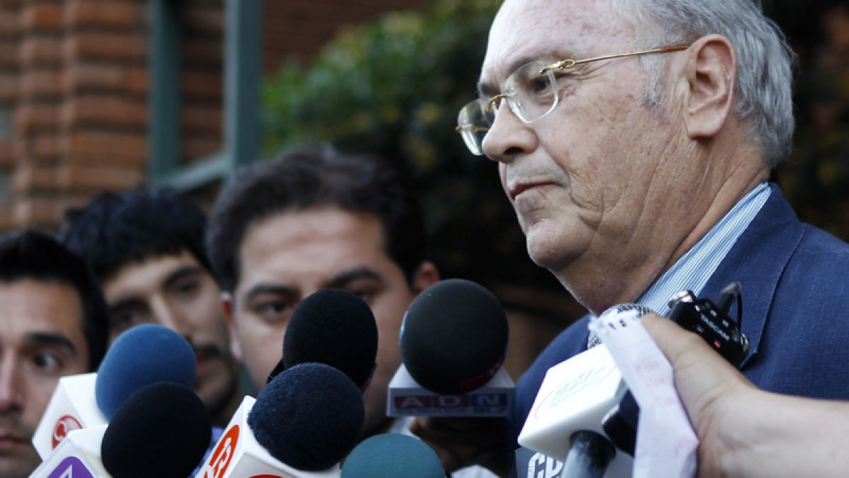 """Jaime Estévez y auditoria a Sergio Jadue: """"El resultado es positivo"""""""