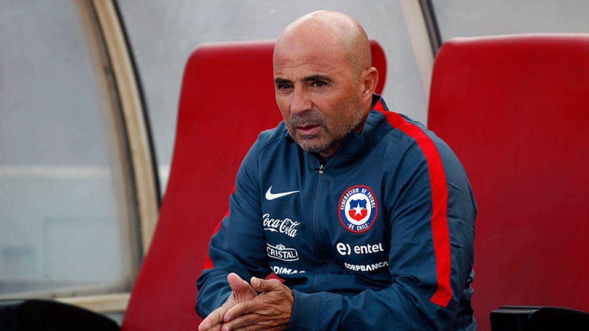 A pedido de Jorge Sampaoli: Se incorpora técnico español a la juveniles de la Roja