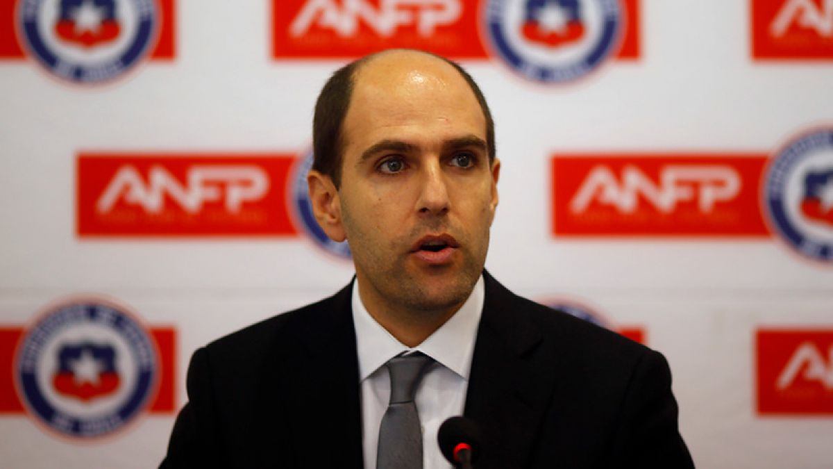 PDI llega a la ANFP solicitando contactar a Sergio Jadue y a tres dirigentes