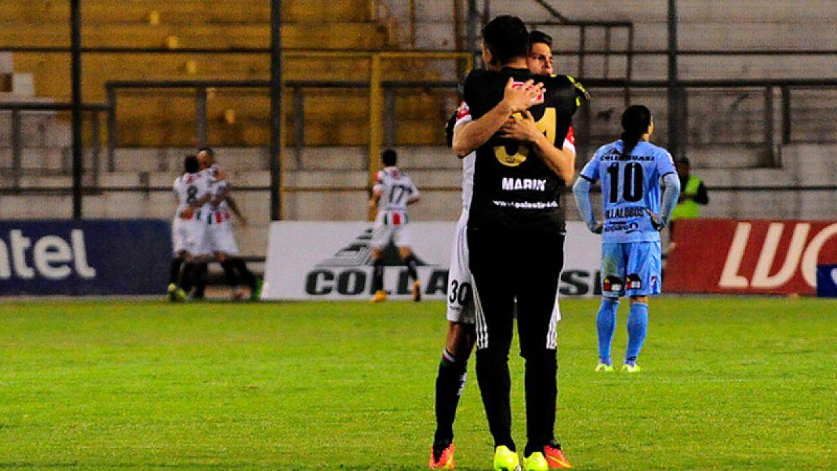 Mal debut de Jaime Vera en la banca: Palestino derrotó a Iquique