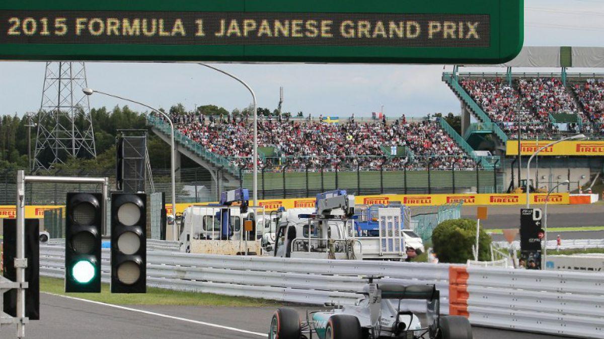 Gran Premio de Japón: Nico Rosberg logra la pole en accidentada sesión de calificación