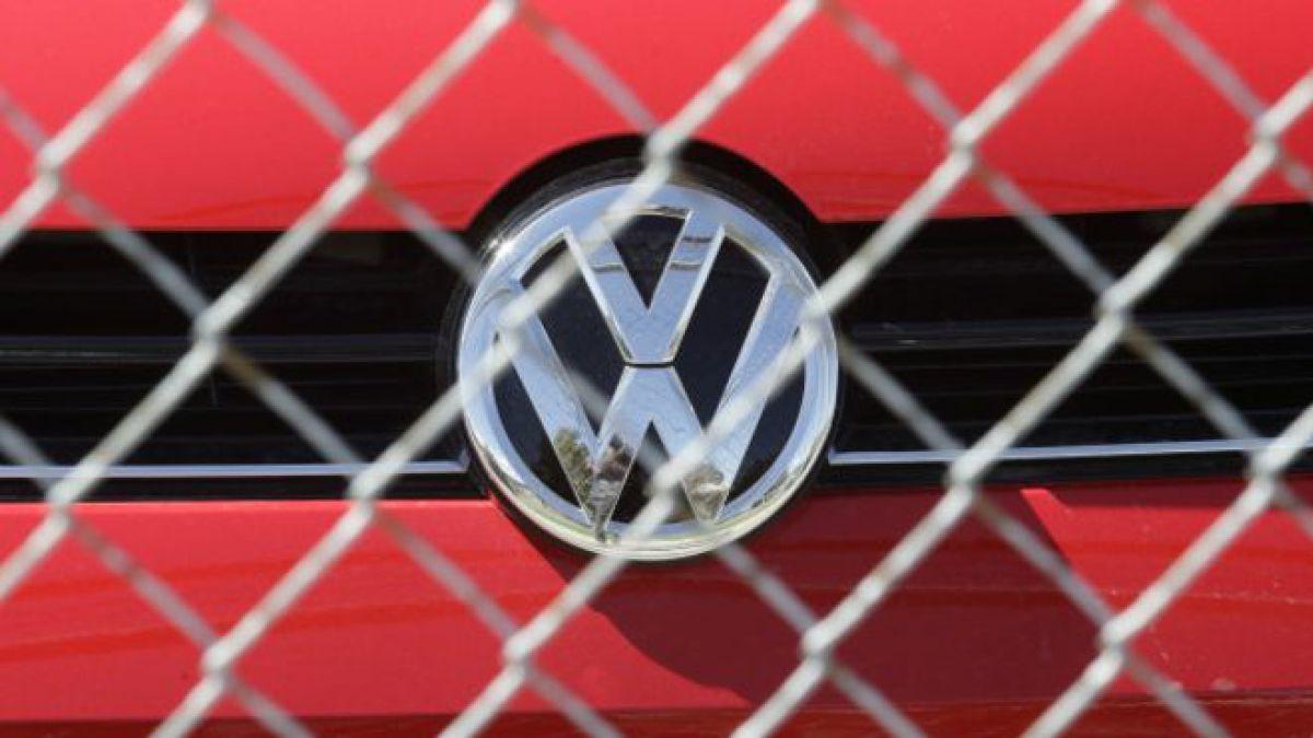 Suiza prohíbe la venta de autos de Volkswagen