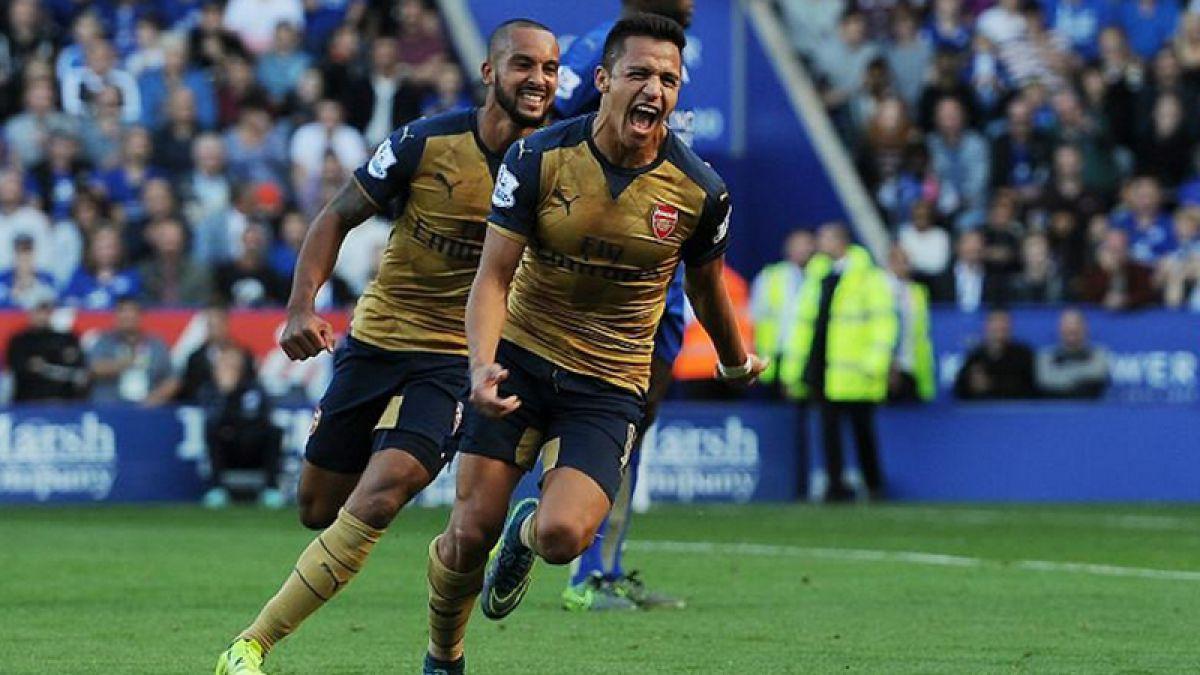 [VIDEO] El Niño Maravilla está de vuelta: Mira el primer triplete de Alexis con el Arsenal