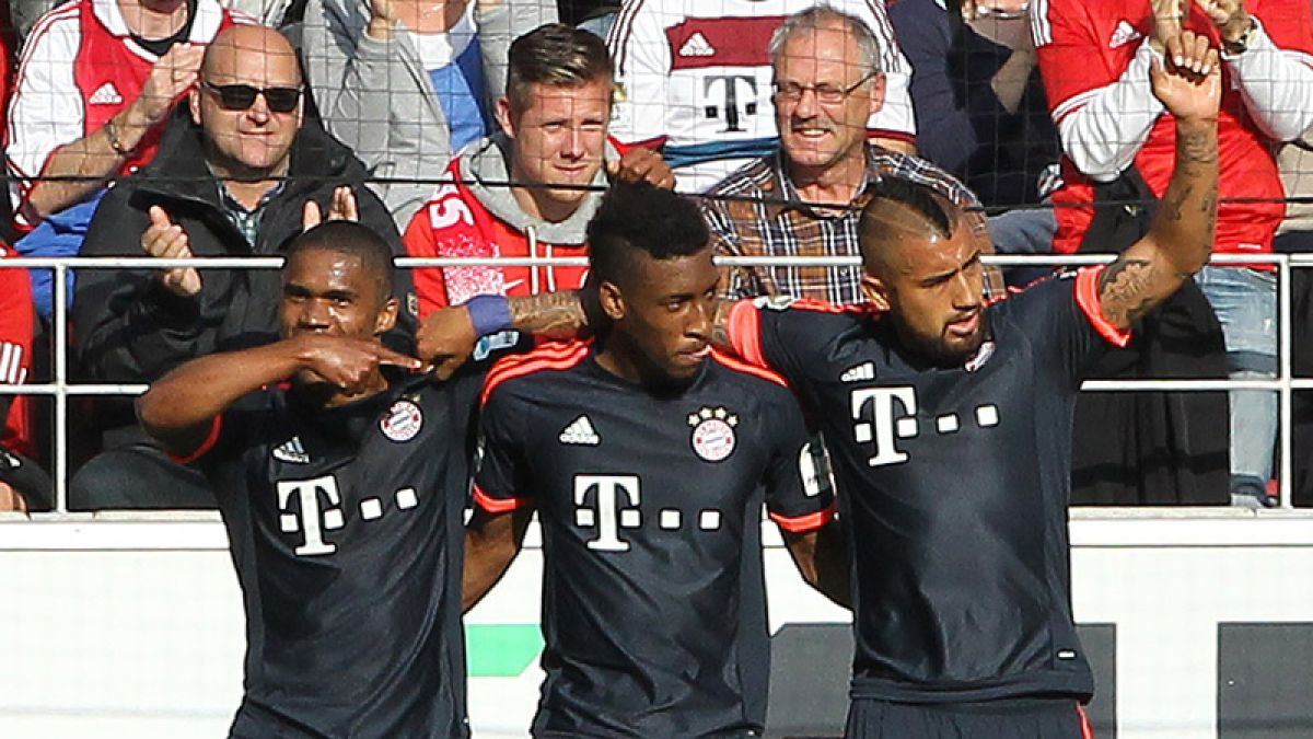 7 partidos, 7 victorias: Bayern Munich de Vidal sigue con su campaña perfecta