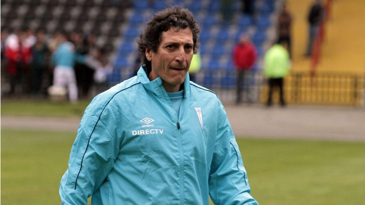 Mario Salas tras victoria: Nos deja en muy buen pie para el partido ante Colo Colo