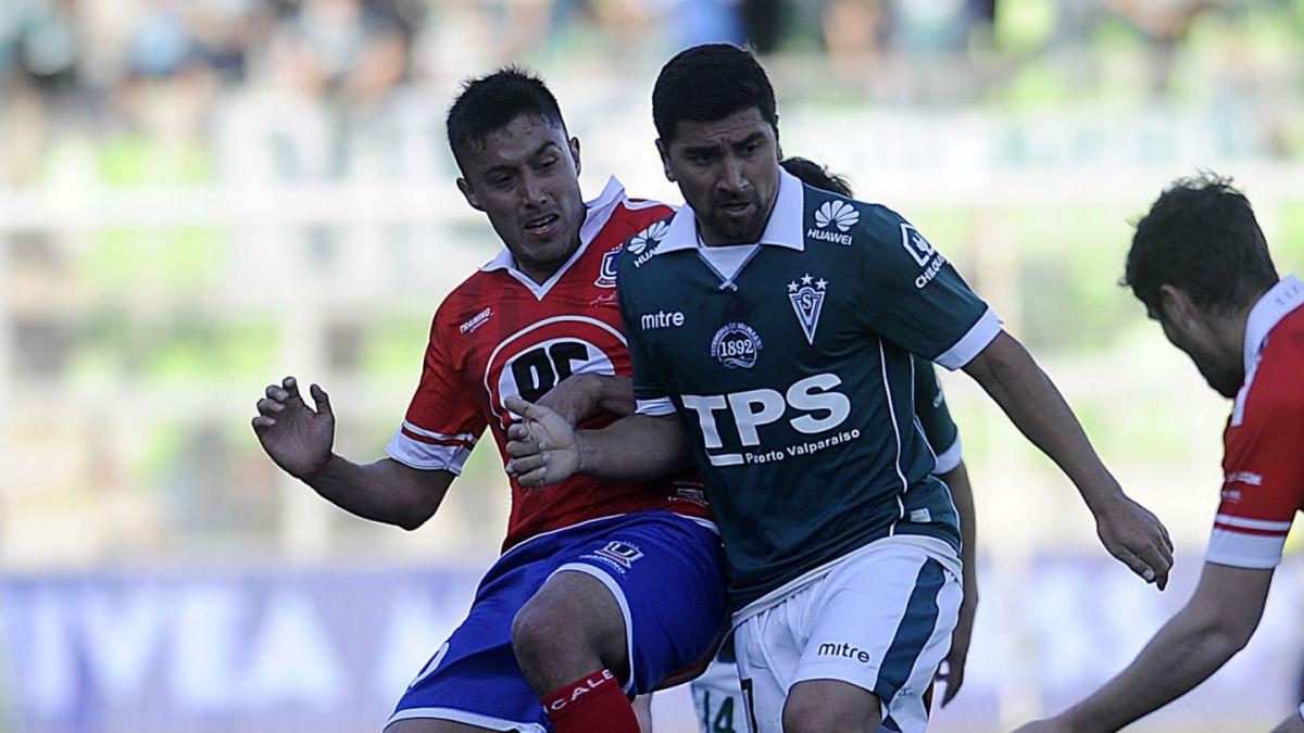 Wanderers vence a La Calera con David Pizarro como figura del encuentro