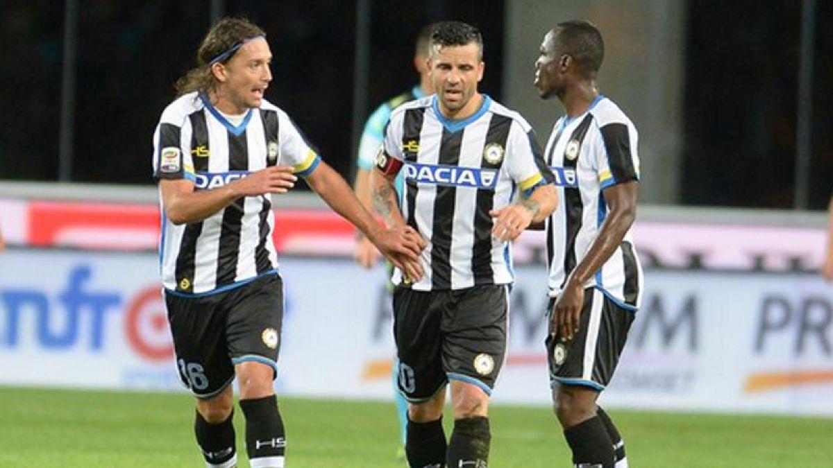 Iturra superó a Pulgar: Udinese derrotó a Bologna