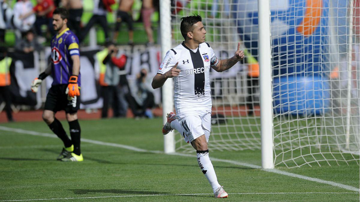 Colo Colo vence a San Luis y sigue con su racha invicta en el Apertura