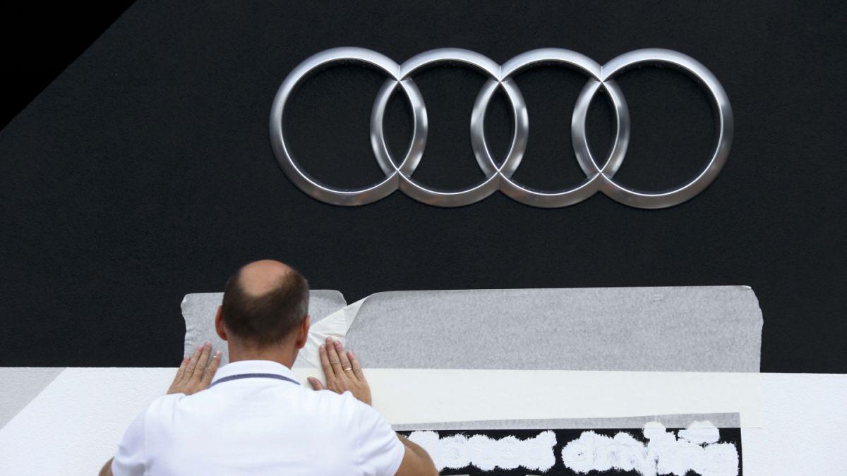 Audi admite que 2,1 millones de sus autos llevan el programa ilegal de emisiones