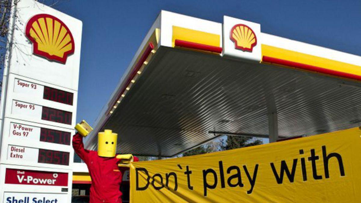 La petrolera holandesa Shell anuncia el fin de sus exploraciones en el Ártico