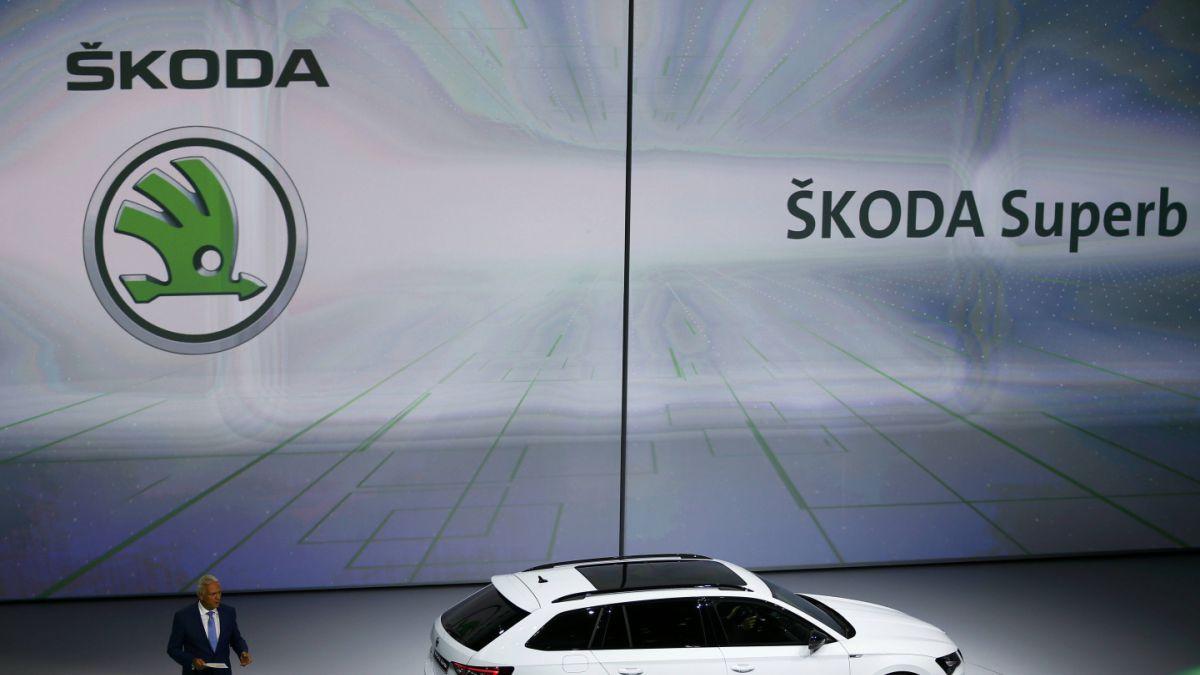 Más de un millón de autos Skoda tienen también equipos fraudulentos