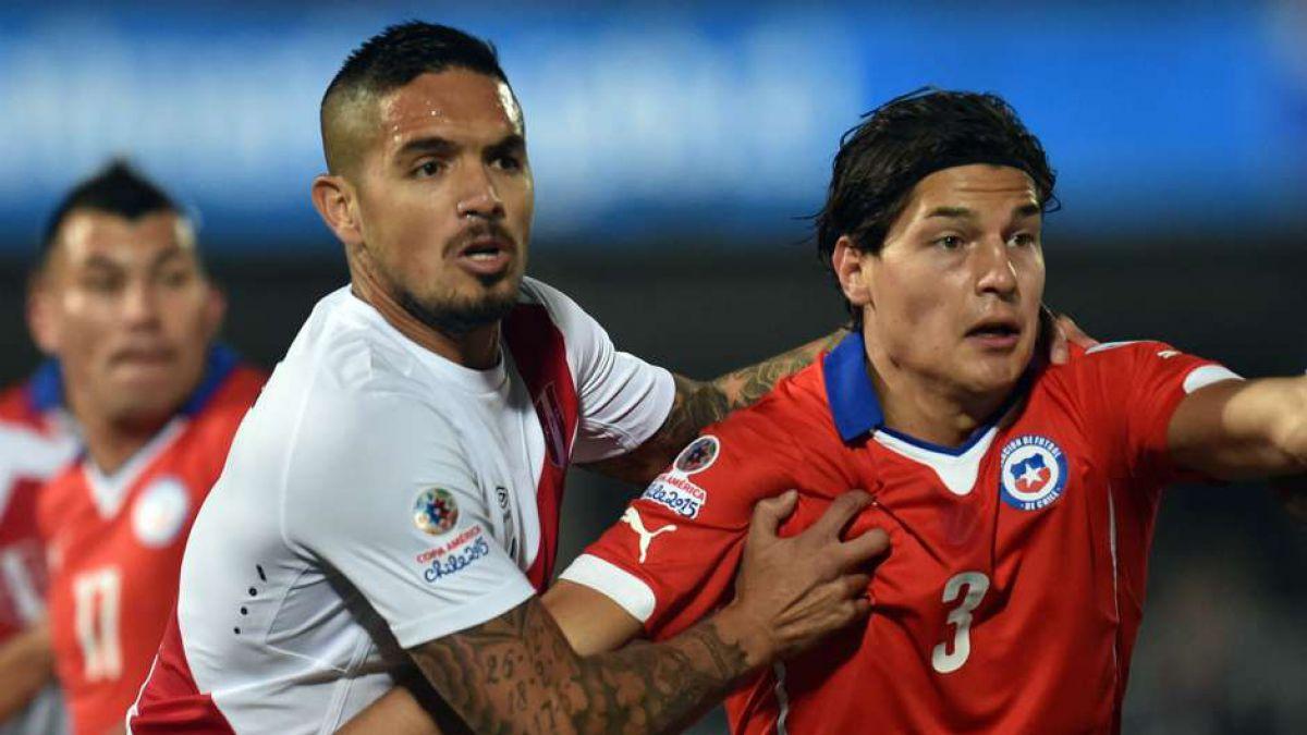 Perú lamenta sensible baja para duelo con Chile en Clasificatorias