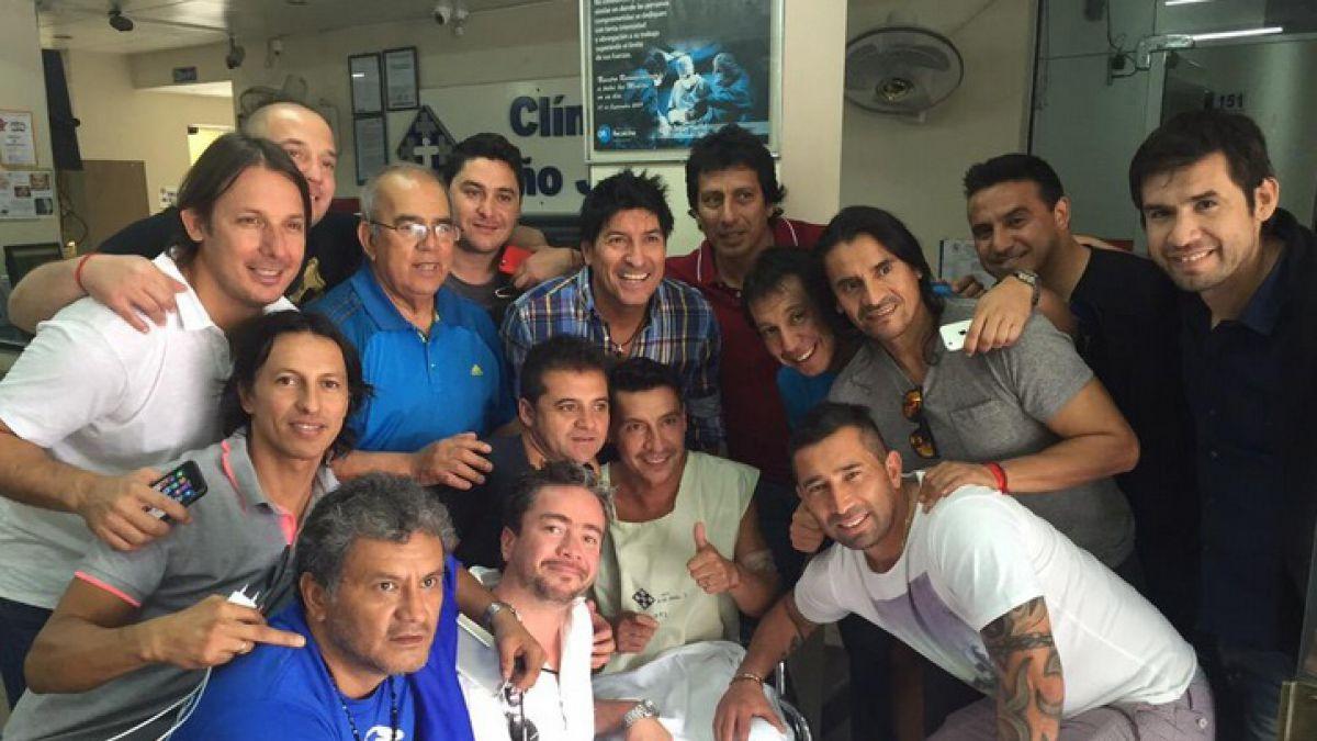 Pablo Contreras exhibe mejoría tras descompensación: El susto ya pasó