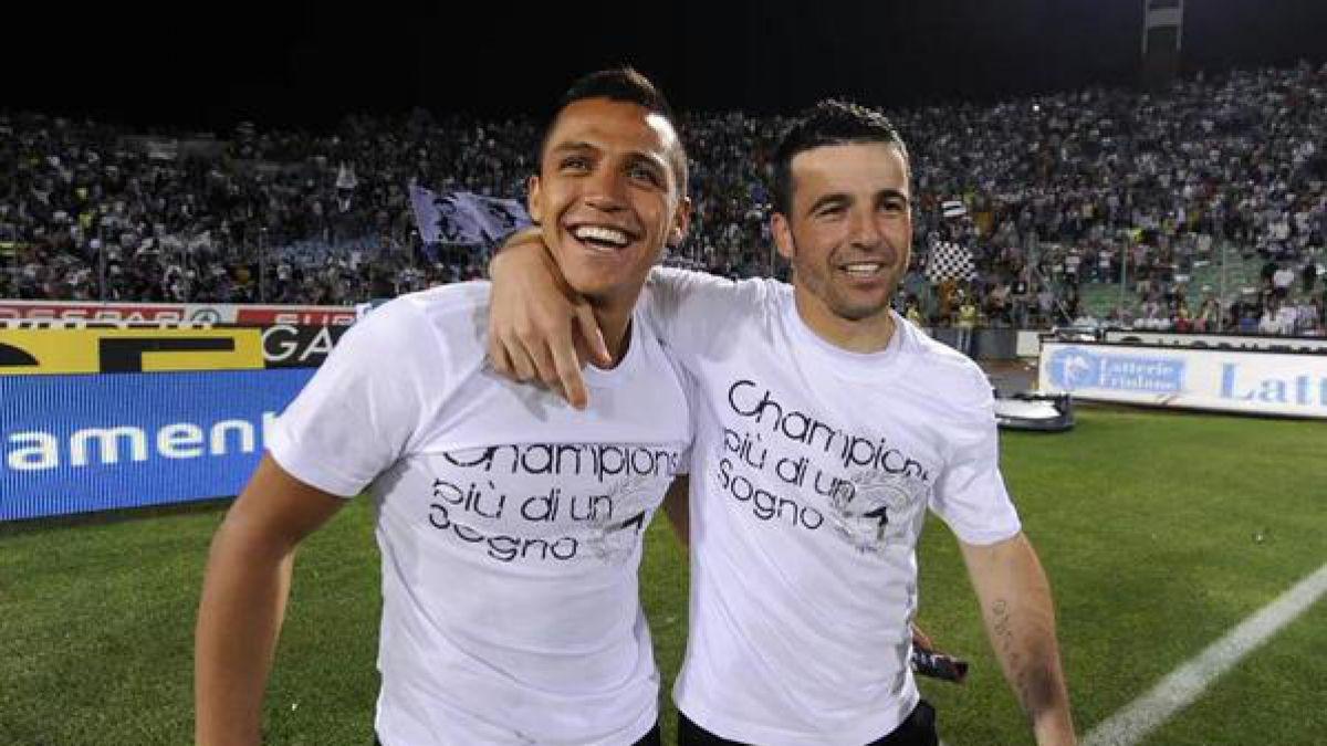 """Ex compañero de Alexis: """"He jugado con un montón de campeones, pero él es el mejor"""""""