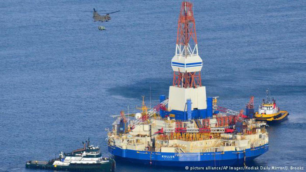 """Las perforaciones petrolíferas en el Ártico, """"una mala apuesta"""""""