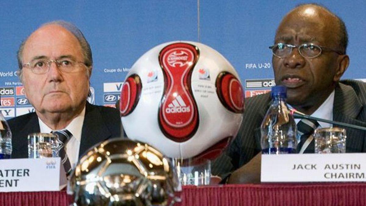 FIFA suspende de por vida a ex vicepresidente acusado de corrupción