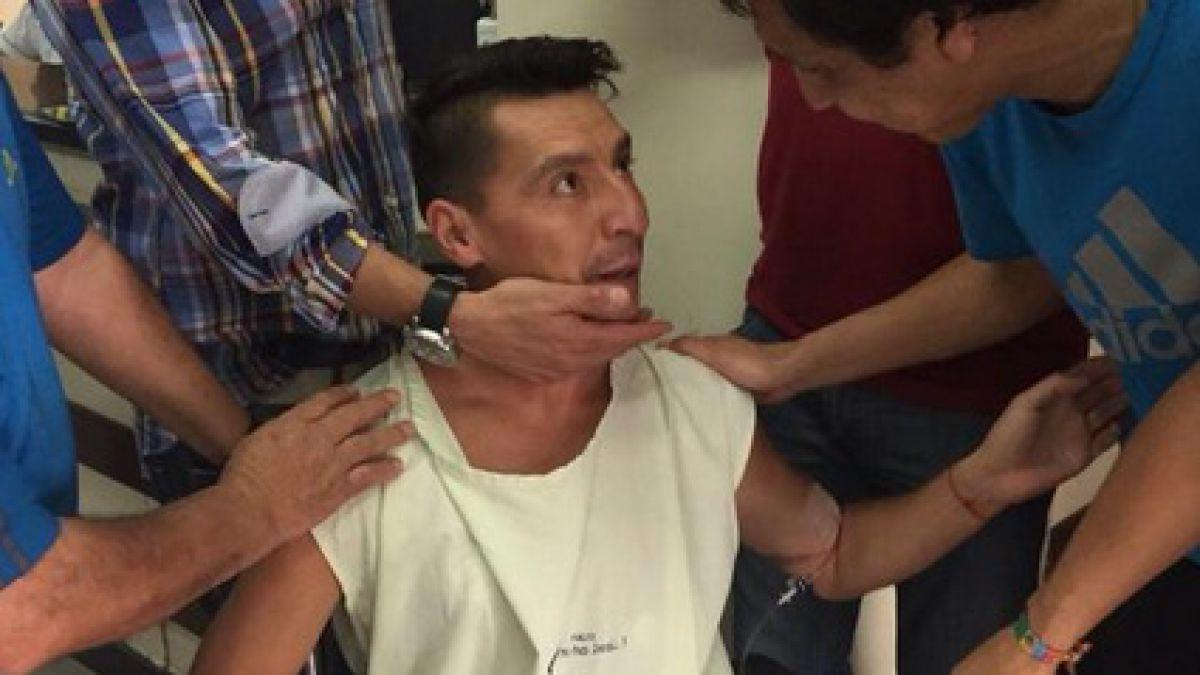 Pablo Contreras y descompensación: Todos los exámenes salieron muy bien