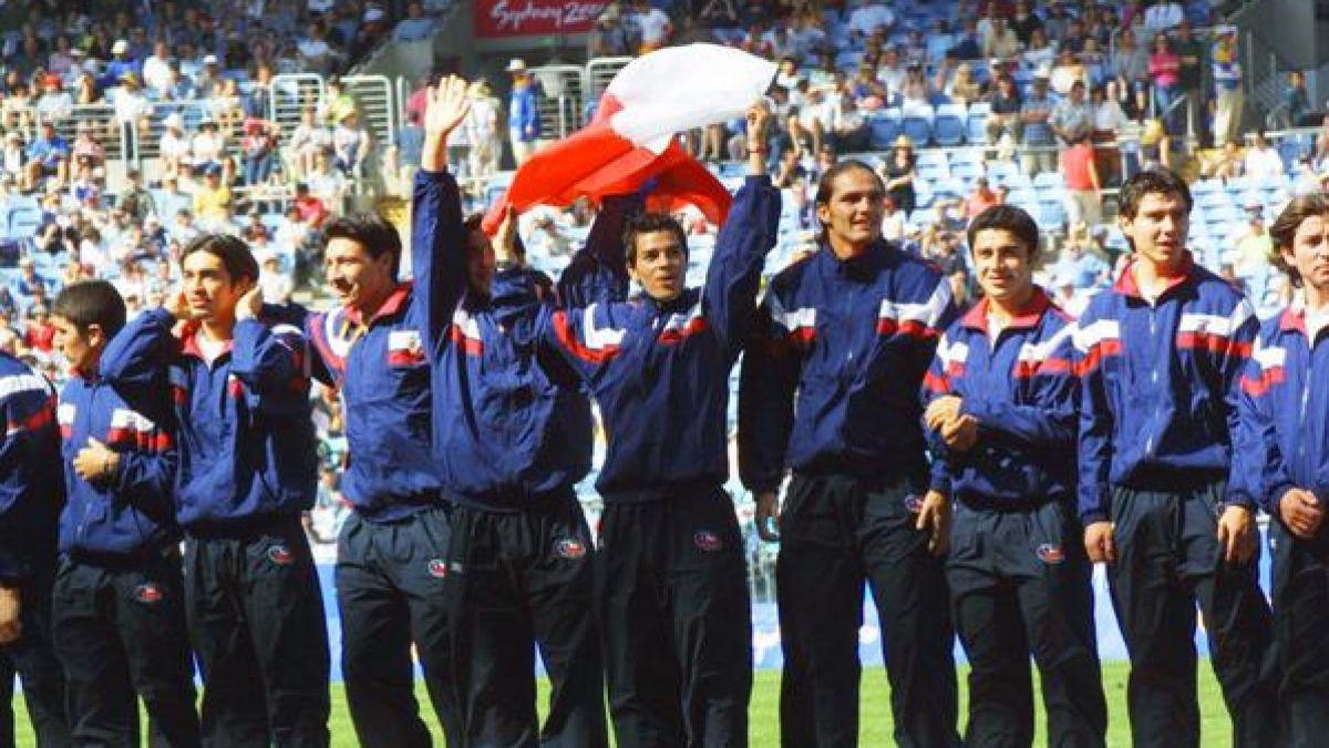 Qué fue de los 22 medallistas olímpicos de la Roja en Sydney 2000