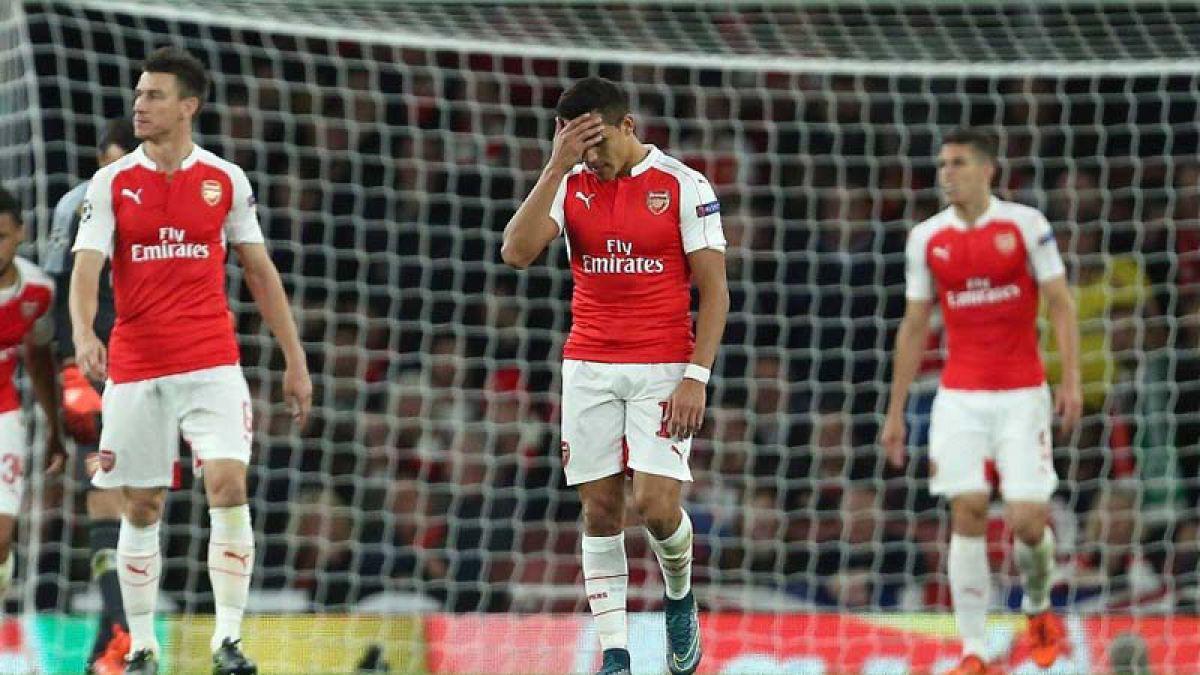 Gol de Alexis no le alcanzó al Arsenal para quedarse con el triunfo