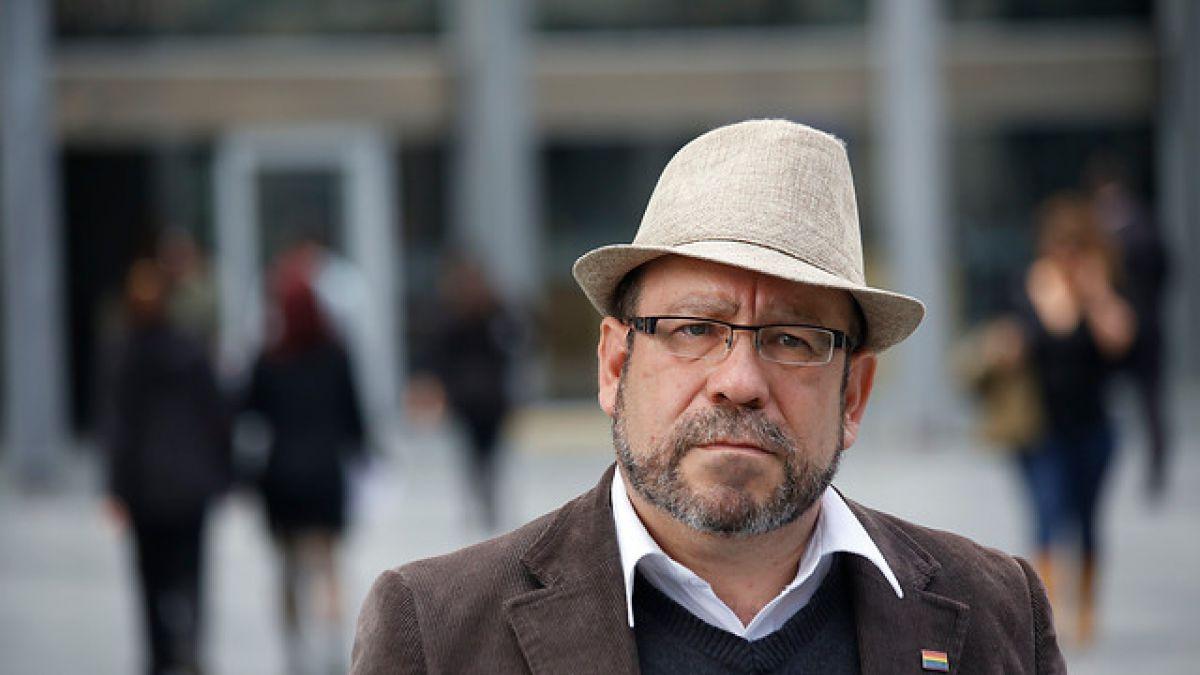 Movilh denunció amenazas de muerte en contra de Rolando Jiménez