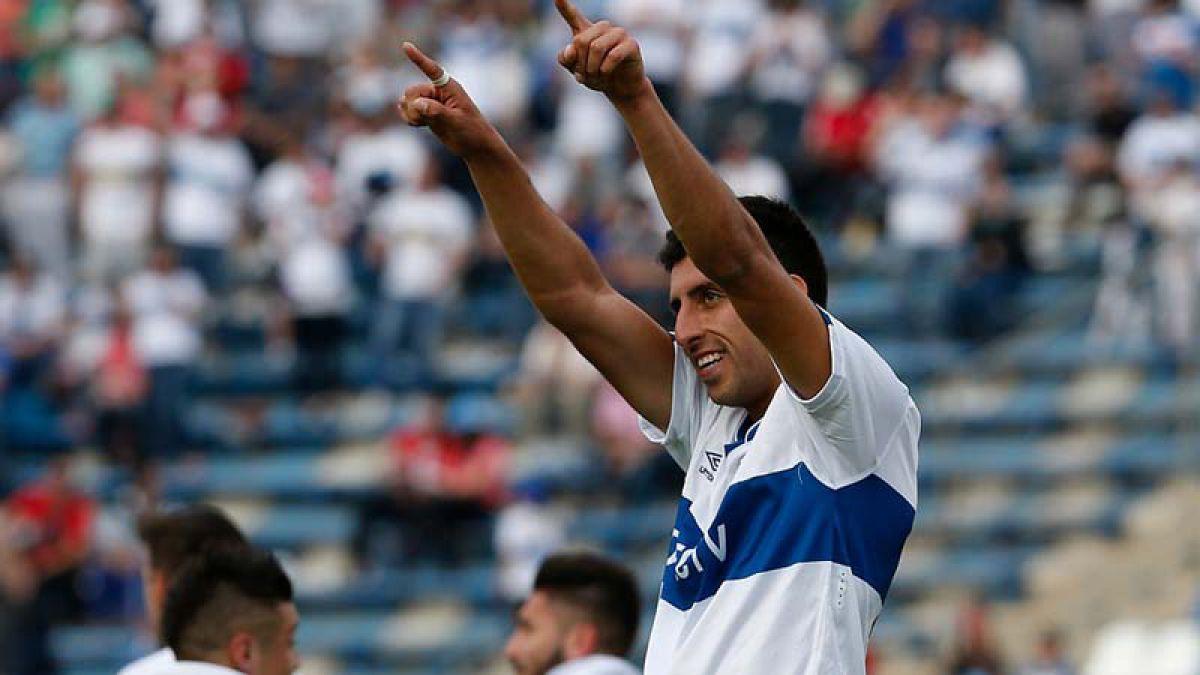 Zaguero Maripán habilitado para jugar contra Colo Colo
