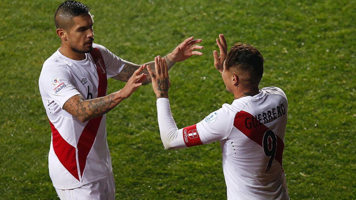 Clasificatorias: Perú sufre importante baja para los duelos ante Colombia y Chile