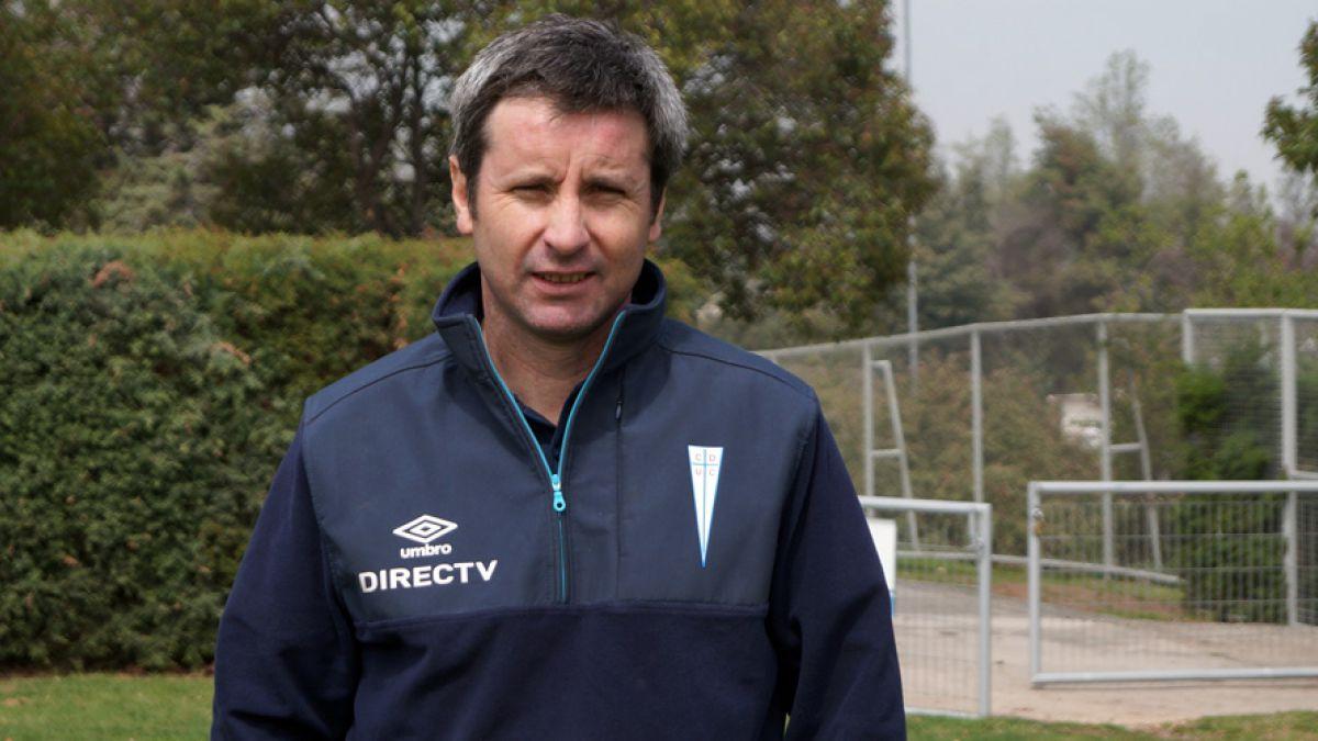 Nelson Parraguez asume como nuevo gerente de fútbol formativo en la UC