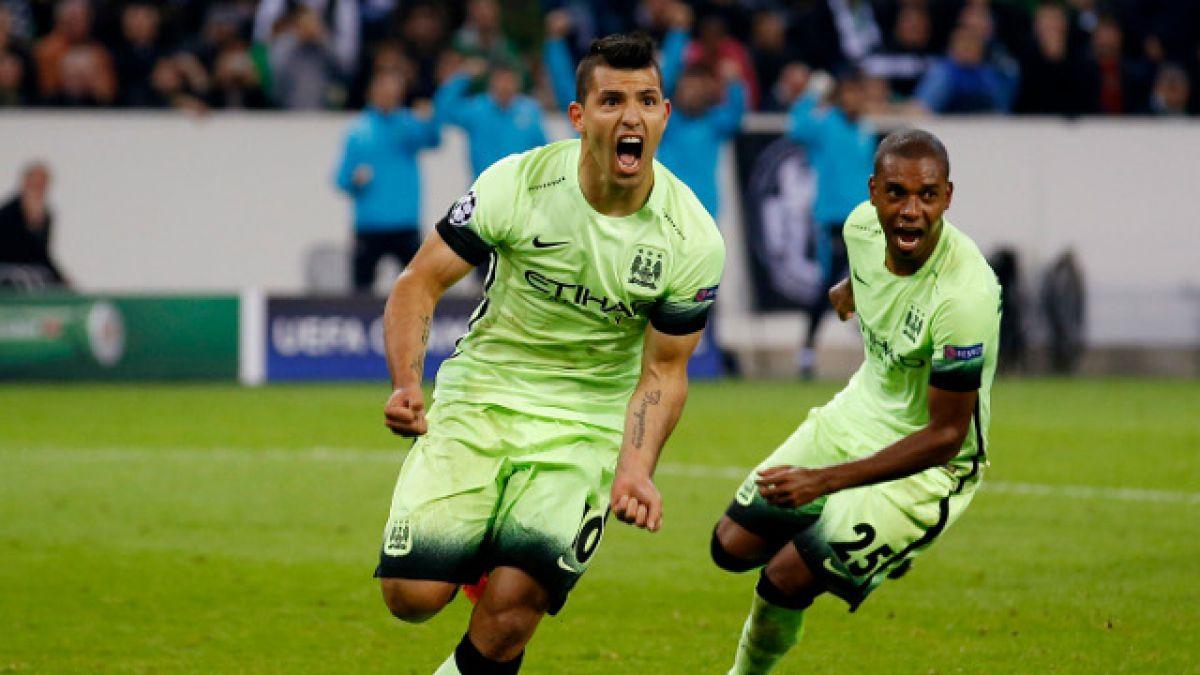 Manchester City se recupera en la Champions tras victoria sobre Borussia Mönchengladbach
