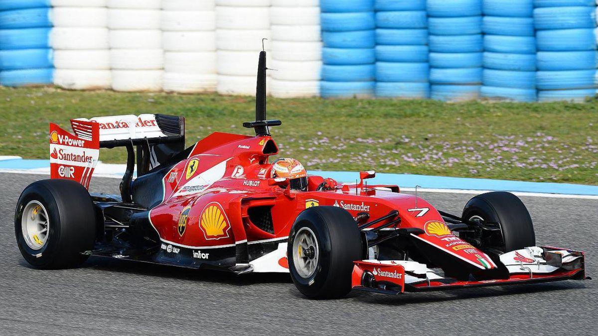 Se adelanta el calendario de la Fórmula Uno para el 2016