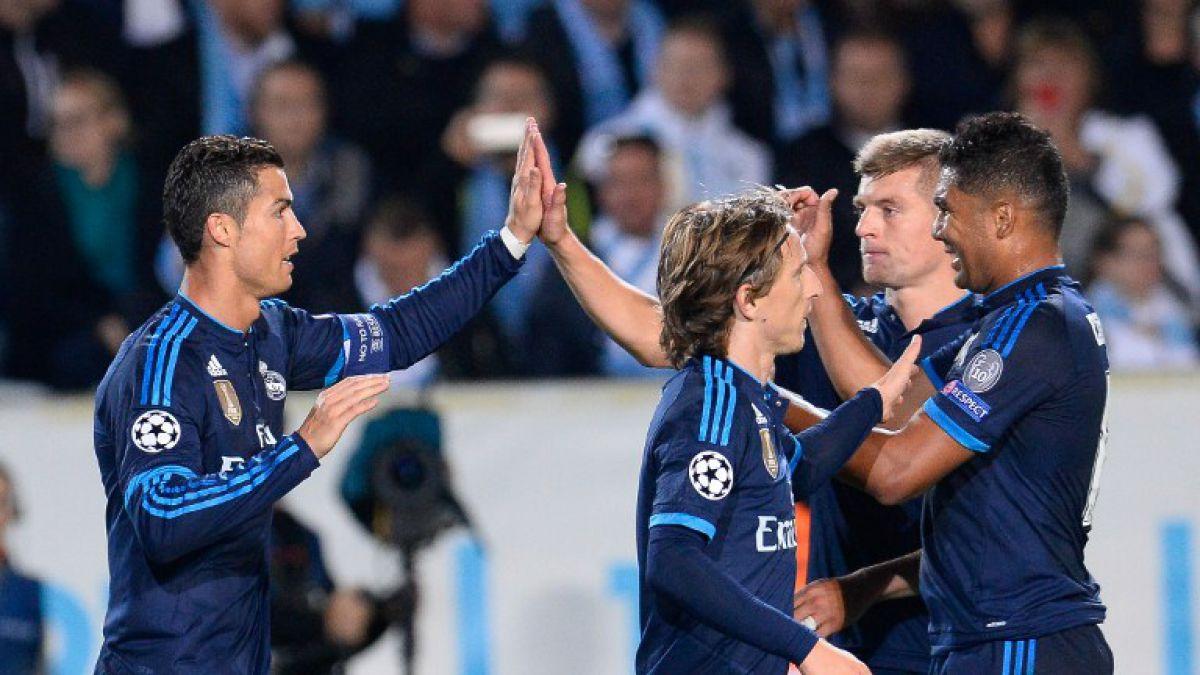 Cristiano Ronaldo no aclara futuro en Real Madrid y cuenta que Raúl lo felicitó por récord