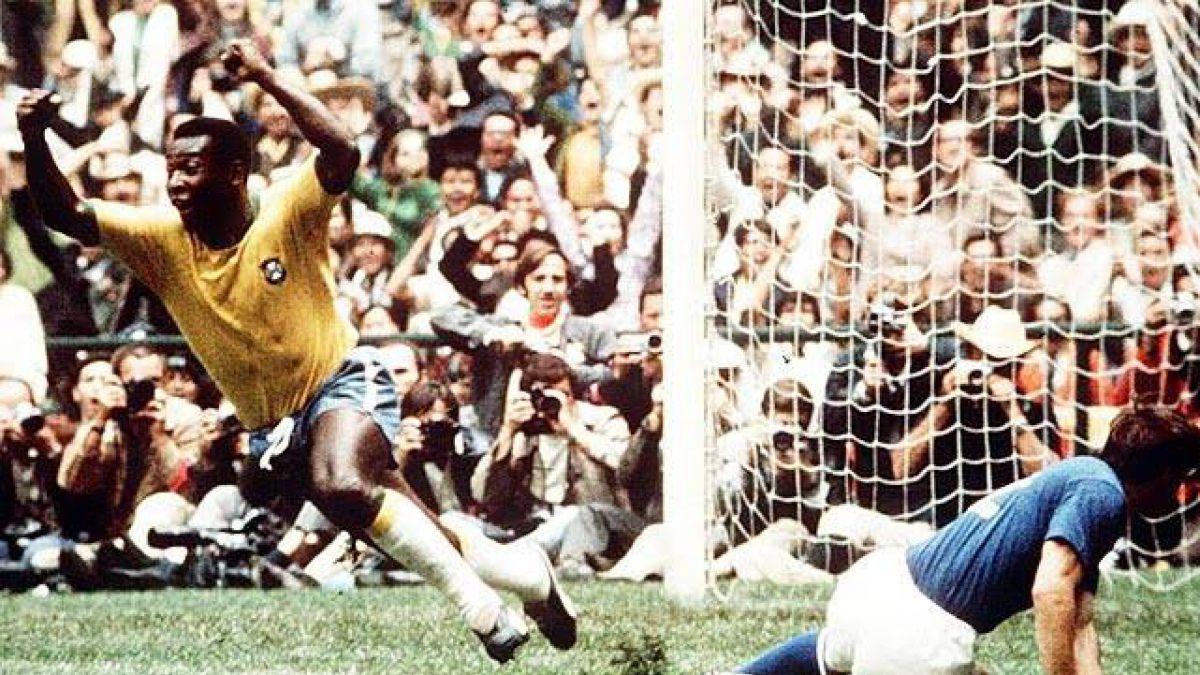 Hoy se cumplen 38 años del último partido de Pelé en el fútbol profesional