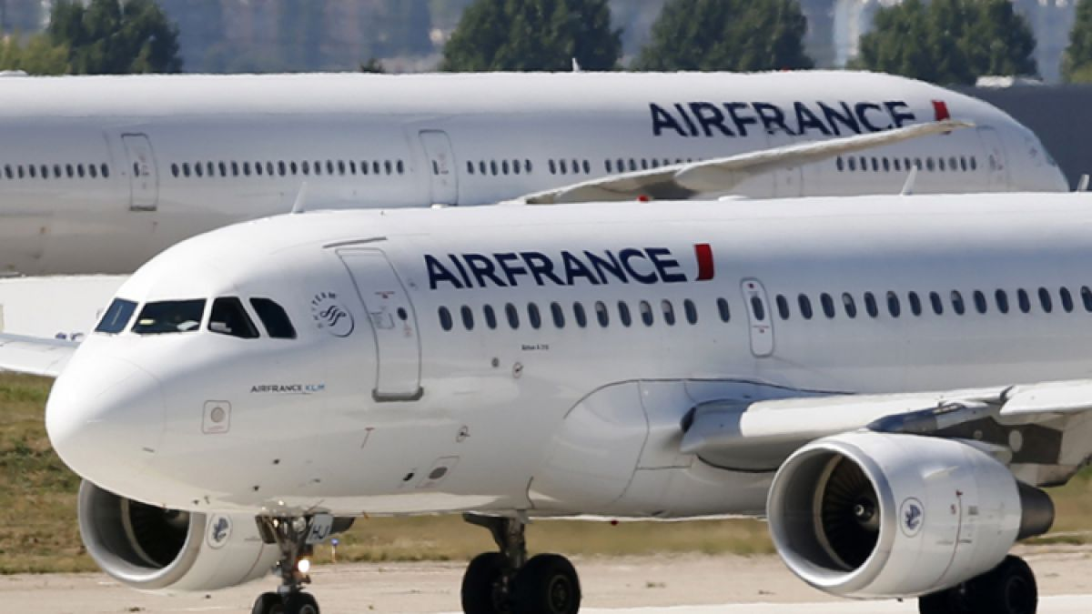 Air France-KLM prepara plan de despidos