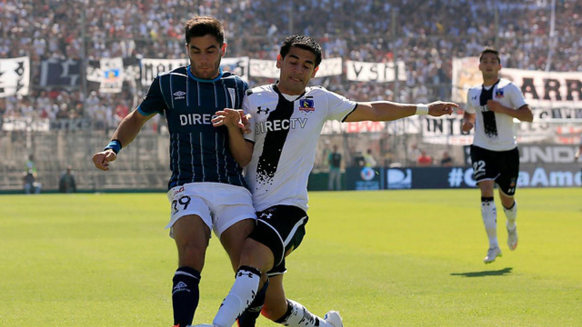 Lasarte se despide el sábado con la U y la UC junto a Colo Colo juegan en simultáneo